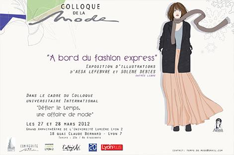 Exposition Colloque de la Mode