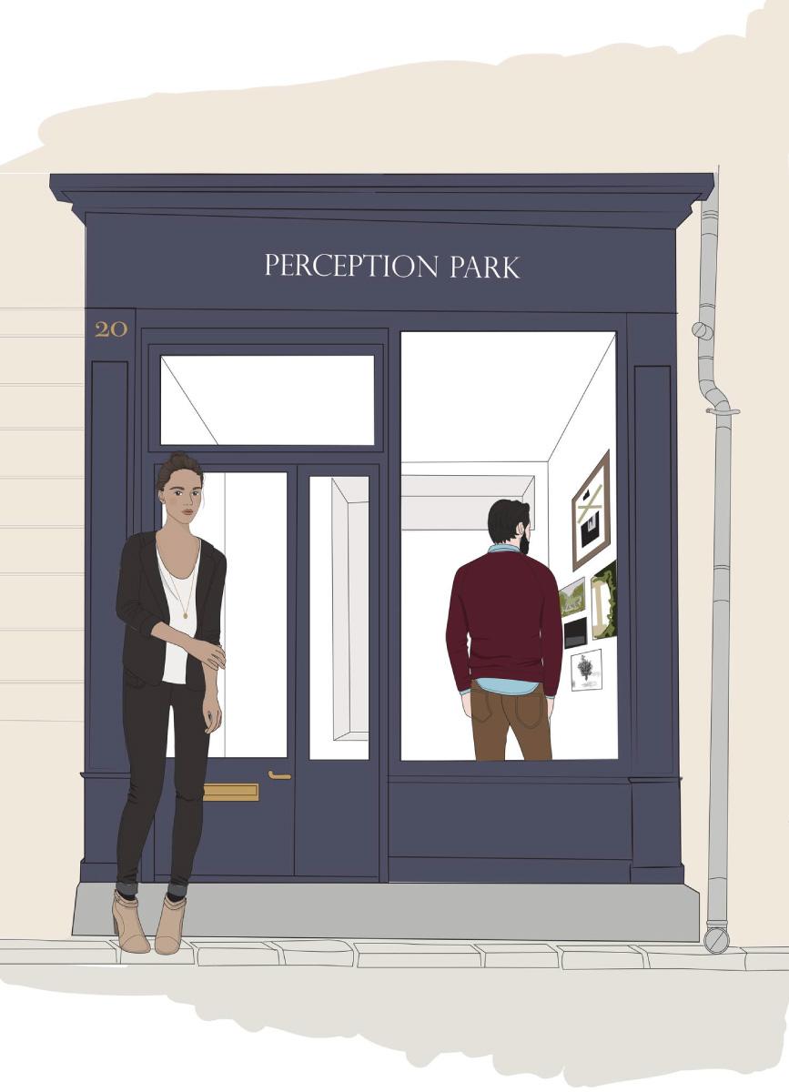 Illustration Pro Galerie Perception
