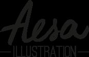 Illustratrice indépendante vous proposant la création d'illustrations de qualité professionnelle pour vos produits, vitrines, boutiques et évènements.